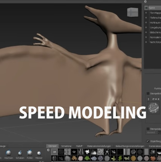 Speed Modeling